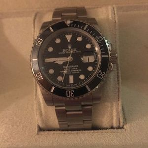 Other - Submariner date stainless steel